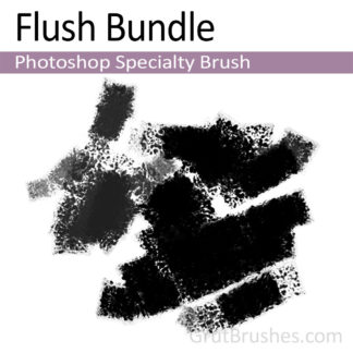 Flush Bundle - Photoshop Specialty brush