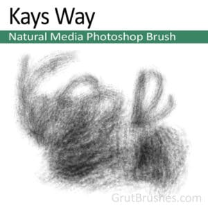 Kays Way - Photoshop Natural Media Brush