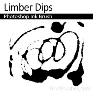 Limber Dips - Photoshop Ink Brush