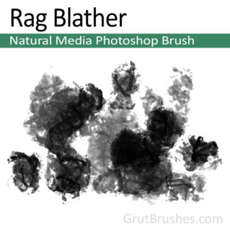 Rag Blather - Photoshop Natural Media Brush