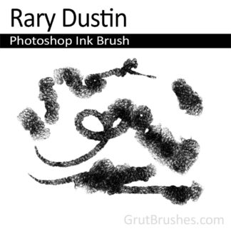 Rary Dustin - Photoshop Ink Brush