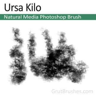 Ursa Kilo - Photoshop Natural Media Brush