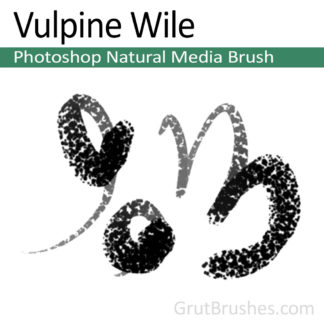 Vulpine Wile - Photoshop Natural Media Brush