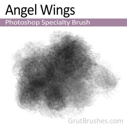 Angel Wings - Photoshop Specialty Brush