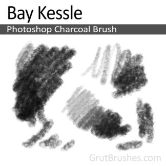 Bay Kessle - Photoshop Charcoal Brush