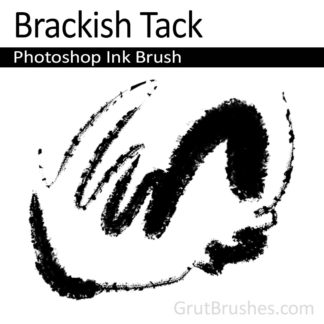 Brackish Tack - Photoshop Ink Brush