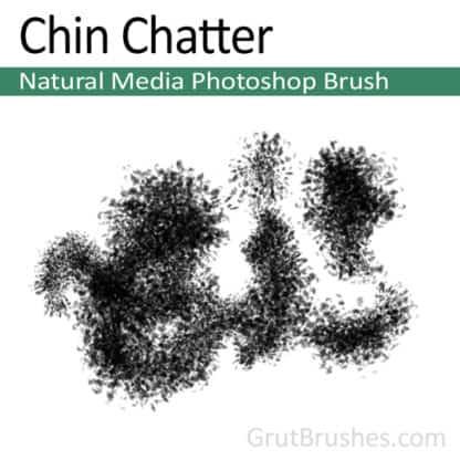 Chin Chatter - Photoshop Natural Media Brush