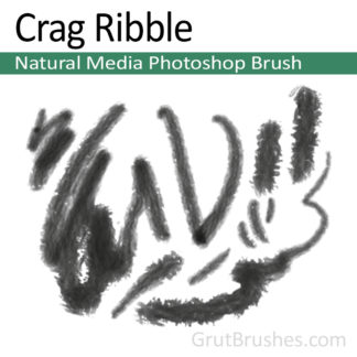 Crag Ribble - Photoshop Natural Media Brush