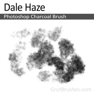 Dale Haze - Photoshop Charcoal Brush