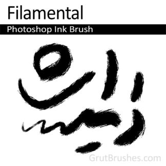 Photoshop Ink brush