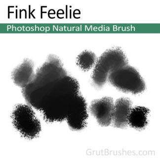 Photoshop Natural Media for digital artists 'Fink Feelie'