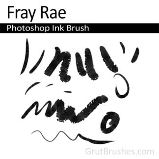 Fray Rae - Photoshop Ink Brush