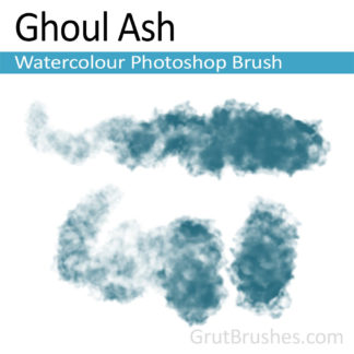 Photoshop Watercolor for digital artists 'Ghoul Ash'