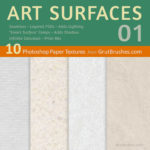 10 high resolution paper textures