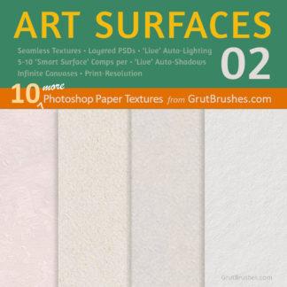 Art Surfaces 02 Paper Textures