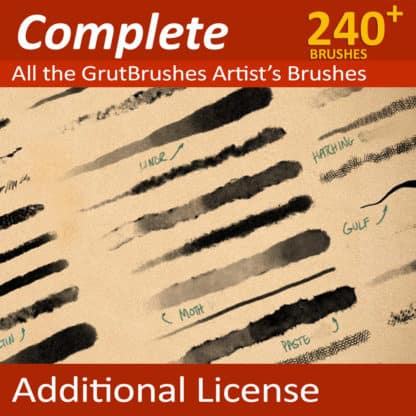 Art Brushes Complete Licenses (x12)