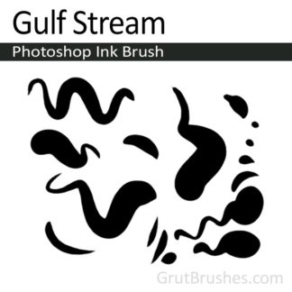 Gulf Stream - Photoshop Ink Brush
