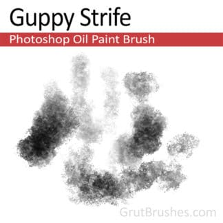 Guppy Strife - Photoshop Oil Brush