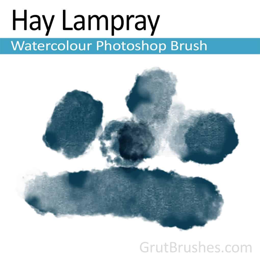 Hay Lampray - Photoshop Watercolor Brush