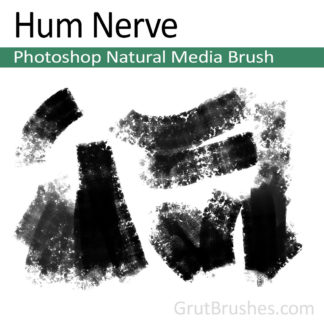 Hum Nerve - Photoshop Natural Media Brush