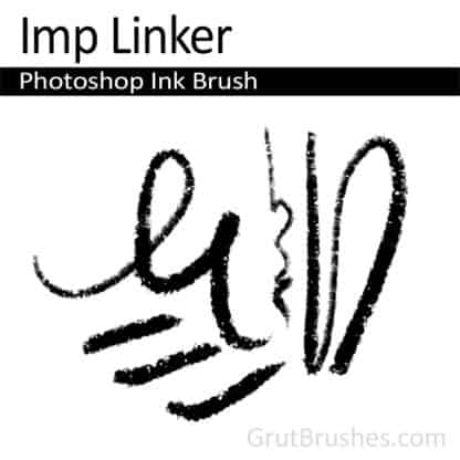 Imp Linker - Photoshop Ink Brush