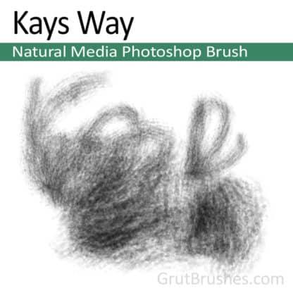 Kays Way - Photoshop Natural Media Brush