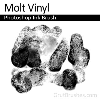 Molt Vinyl - Photoshop Ink Brush