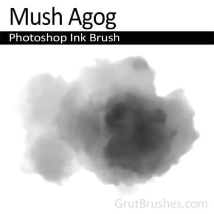 Mush Agog - Photoshop Ink Brush