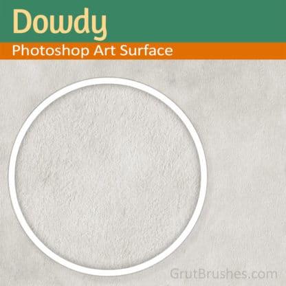 Dowdy Art Surface Paper Texture