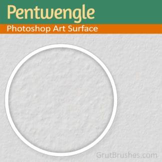Seamless Paper Texture Pentwengle