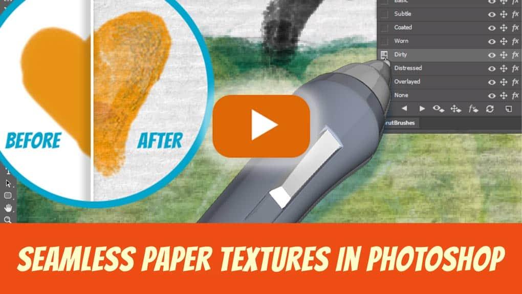 Photoshop paper textures