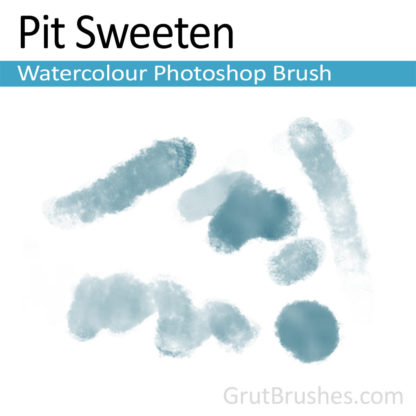 Photoshop Watercolor for digital artists 'Pit Sweeten'