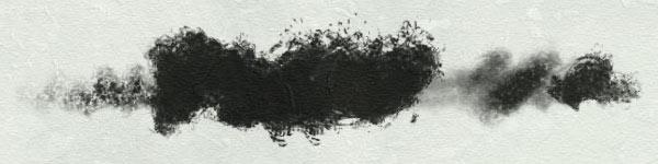 Procreate Brush Ember Cut