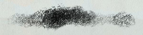 Procreate Brush Fizz Shimmer