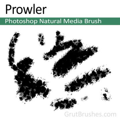 Photoshop Natural Media for digital artists 'Prowler'
