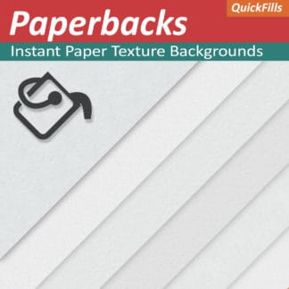 Product image for paper texture Quickfills