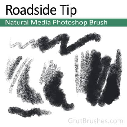 Roadside Tip - Natural Media Brush