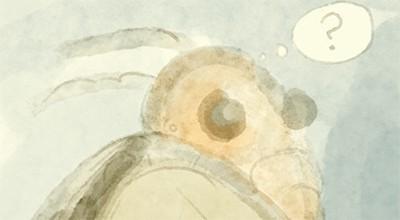Moth Wing - Photoshop Watercolour Brush