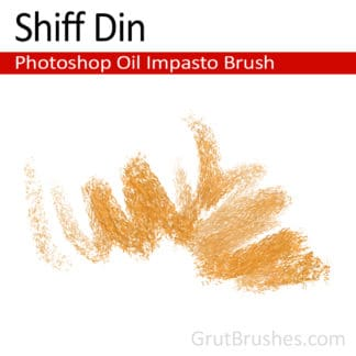Shiff Din - Photoshop Impasto Oil Brush
