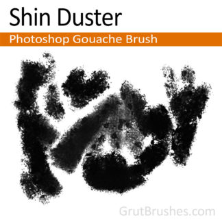 Shin Duster - Photoshop Gouache Brush