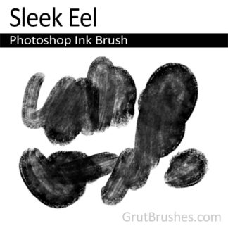 Sleek Eel - Photoshop Ink Brush
