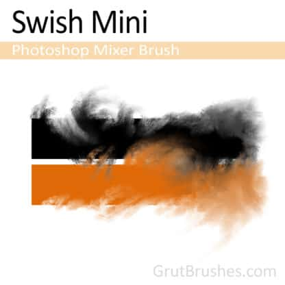Swish Mini - Photoshop Mixer Brush