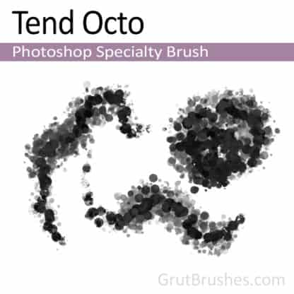 Tend Octo - Photoshop Specialty Brush