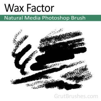 Wax Factor - Photoshop Pastel Brush
