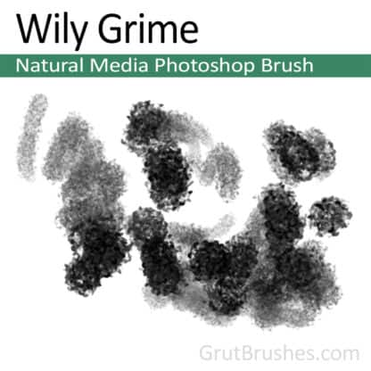 Wily Grime - Photoshop Natural Media Brush