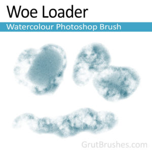 Photoshop Watercolor for digital artists 'Woe Loader'