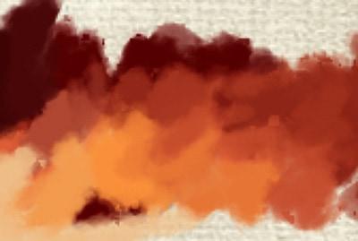 Cordon Mulch - Photoshop Oil Brush
