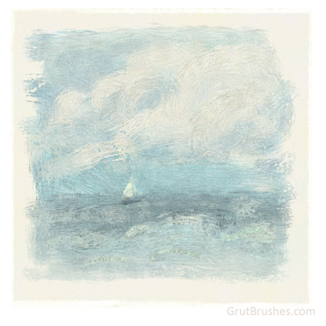 little-sailboat-photoshop-oil-impasto-painting-with-the-deep-trough-GrutBrush