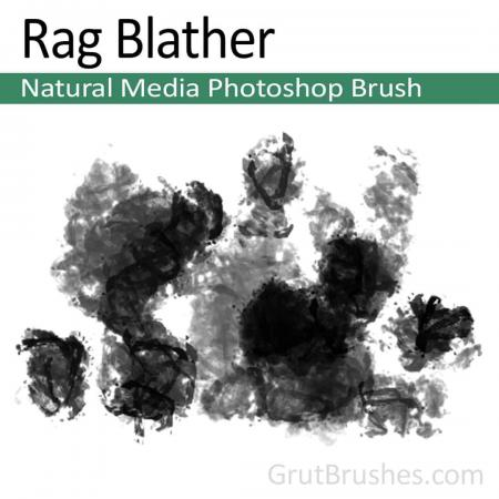 Rag Blather - Photoshop Natural Media Brush