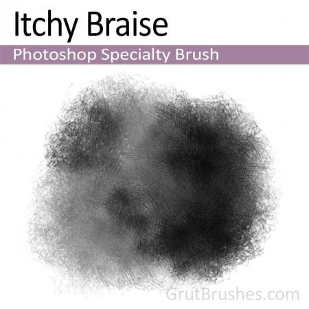 Itchy Braise - Photoshop Specialty brush